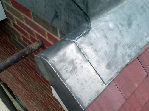 Leadwork In Bath Chris Pritchard Roofing Ltd
